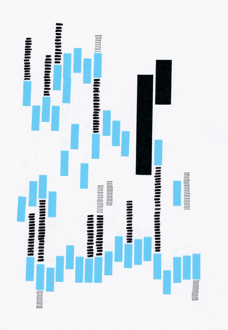 Collage by nadine bieg: deadline